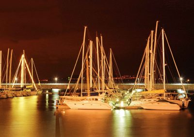 Night at the Marina