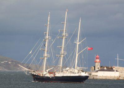 Tenacious Tall Ship